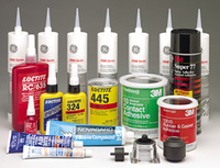ADHESIVES, SEALANTS