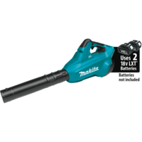 MAKITA 18V X2 LXT (36V) 5.0AH Lith-Ion Brushless Cordless Blower, Tool Only